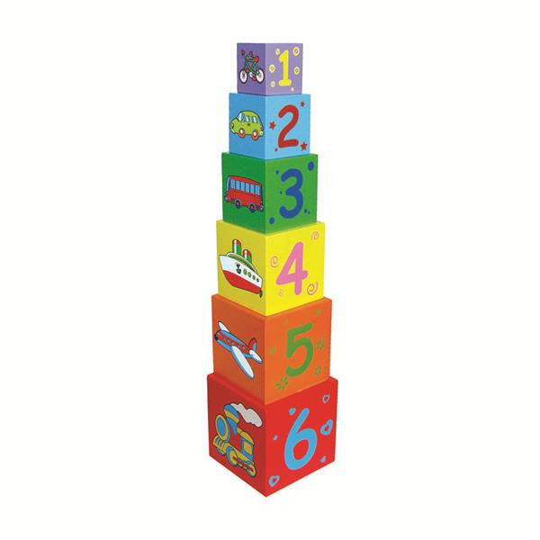 NESTING STACKING BLOCKS