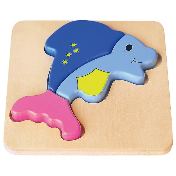 HANDY BLOCK PUZZLE FISH