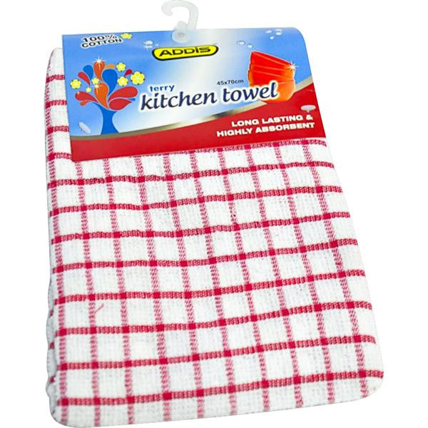 TERRY KITCHEN TOWEL