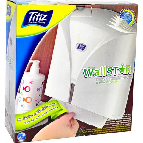 WALLSTAR TOWEL PAPER HOLDER