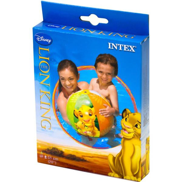 LION KING BEACH BALL
