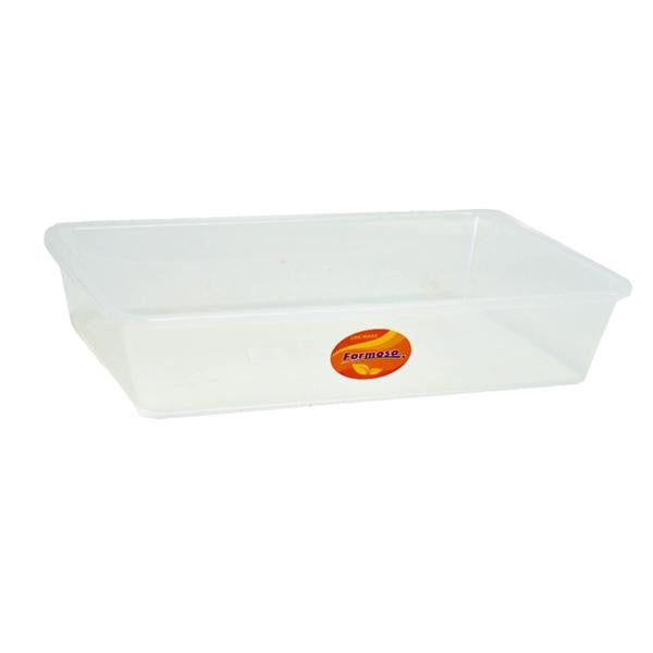 7lt RECT FOOD SAVER NO LID