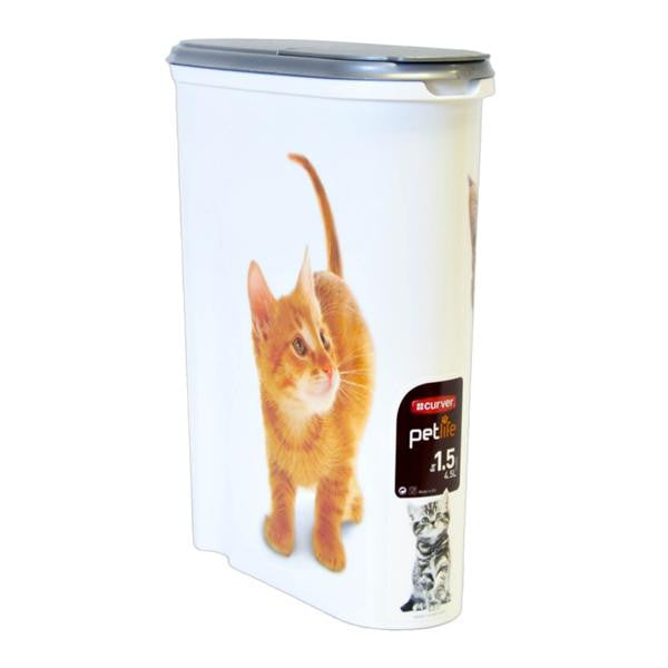 1.5kg PET FOOD CAT CONT