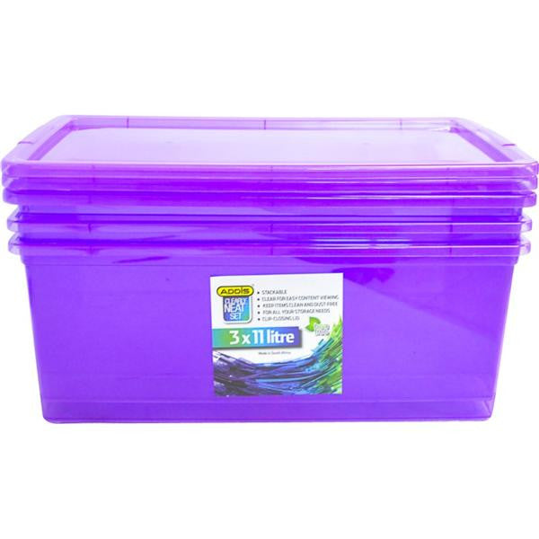 CL NEAT STORAGE 3x11lt