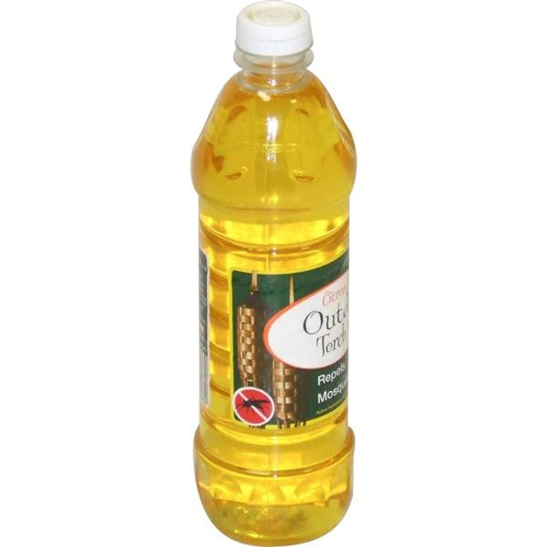 CITRONELLA 750ml OIL YEL