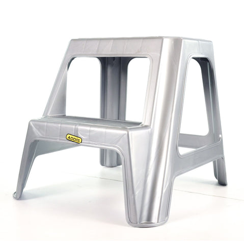 2 STEP STOOL SIL