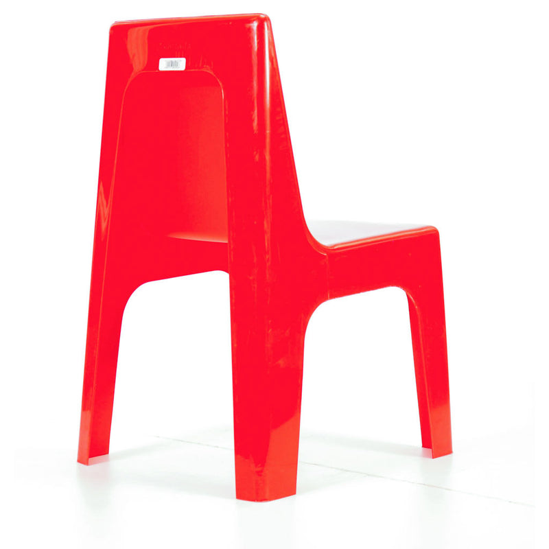 JOLLY CHAIR RED 300mm