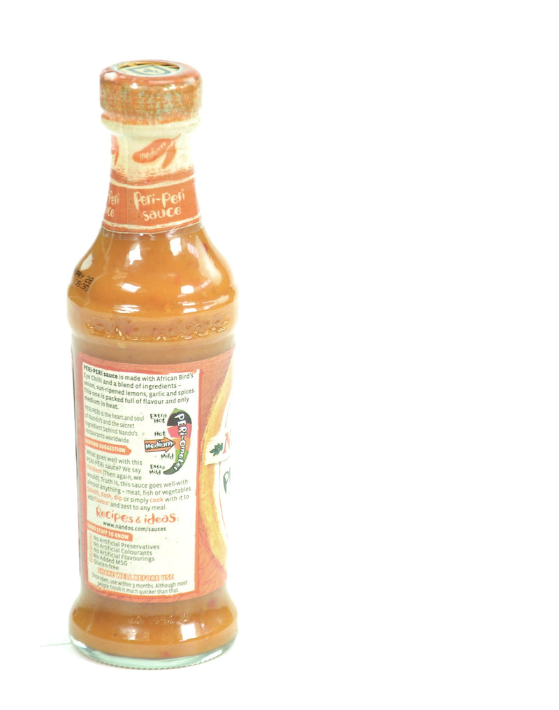 NANDO'S SAUCES MEDIUM 250ml