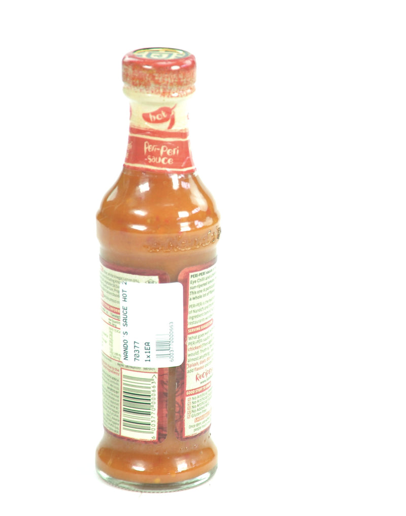 NANDO'S SAUCE HOT 250ml