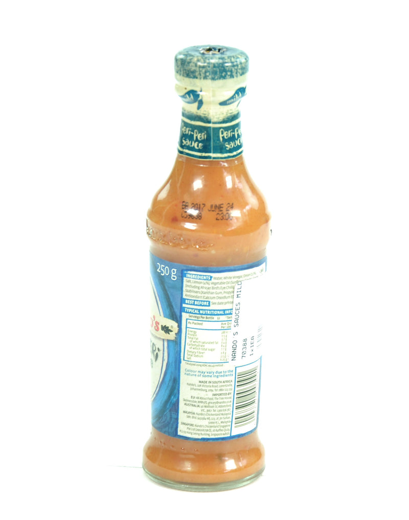 NANDO'S SAUCES MILD 250ml
