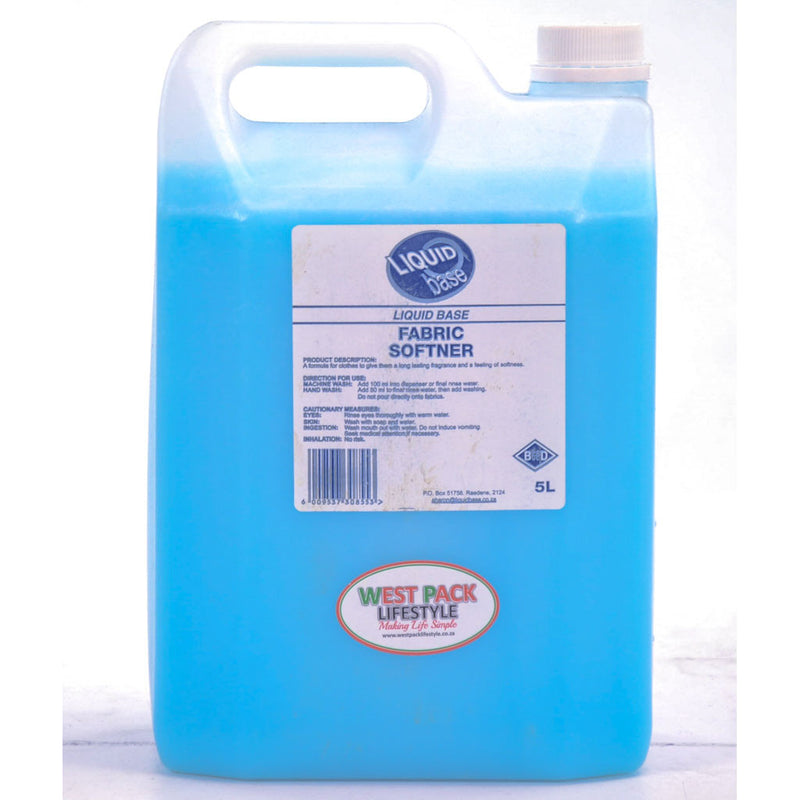 FABRIC SOFTNER 5lt