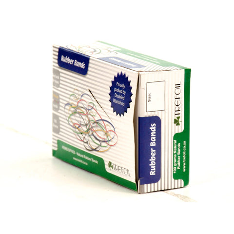 RUBBER BANDS 100g SIZE 128