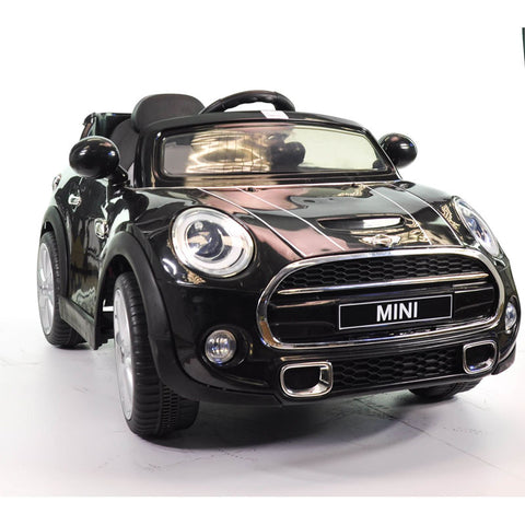 Ride on Car Mini Cooper Black