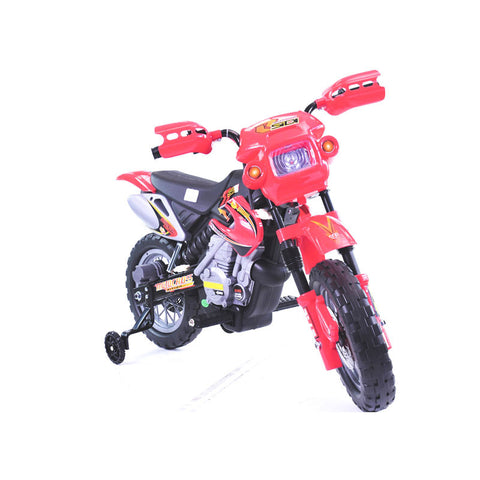 BIKE MOTOR CROSS 6V