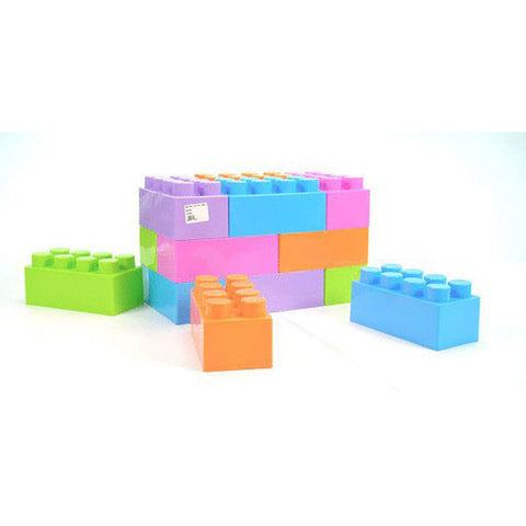 BRICKS IN PVC BAG 16pc