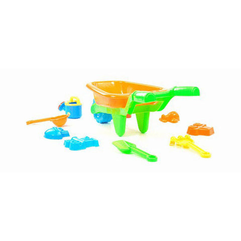 WHEEL BARROW BEACH SET