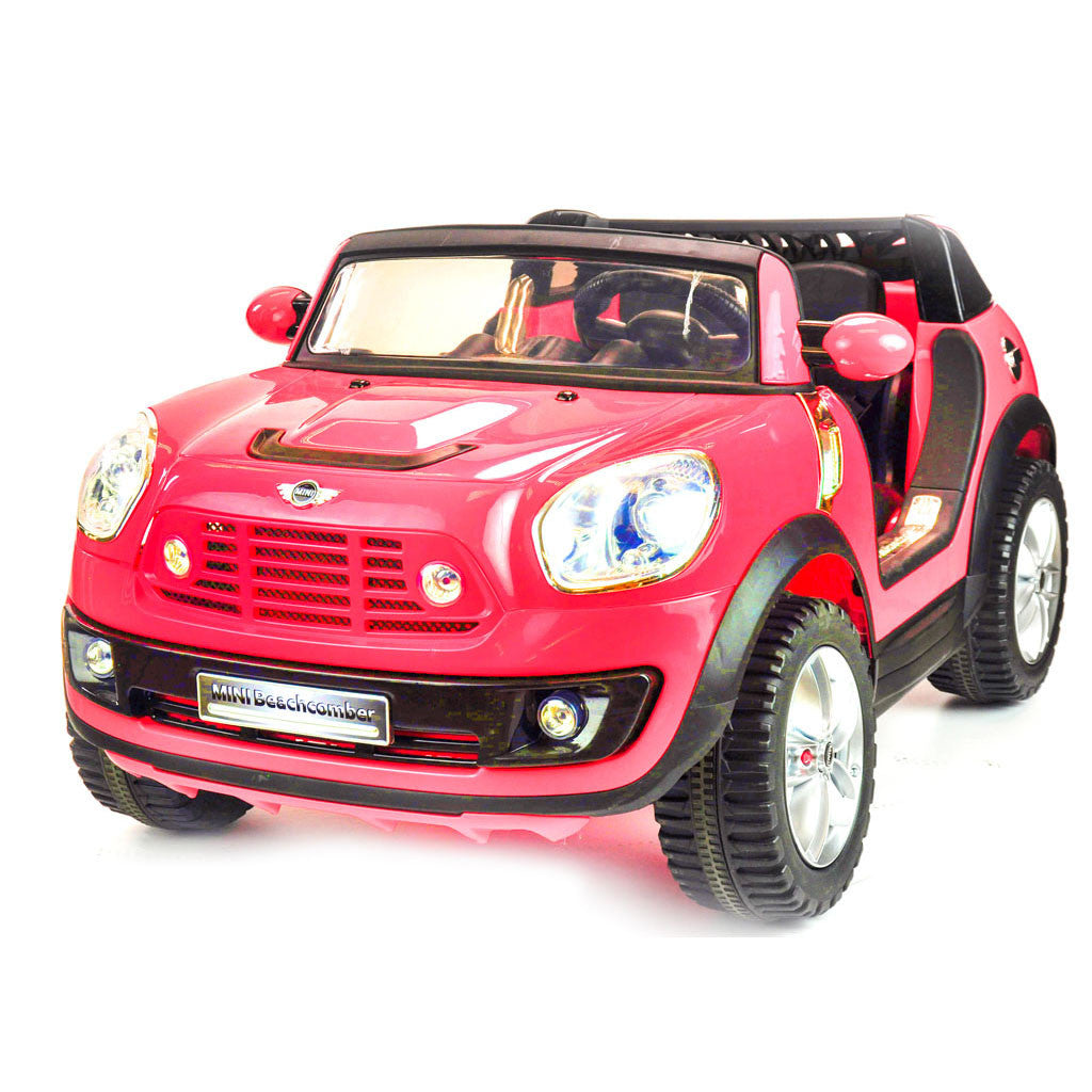 MINI BEACHCOMBER RIDE ON RED