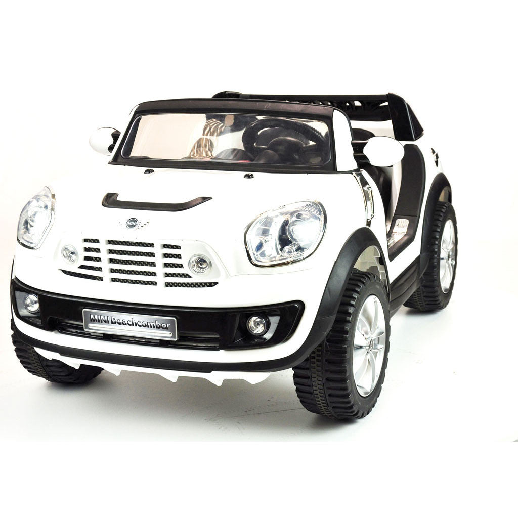 MINI BEACHCOMBER RIDE ON WHT