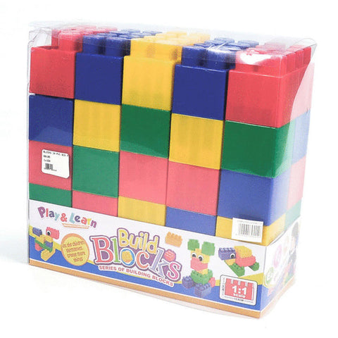 BLOCKS IN PVC BOX 40pc