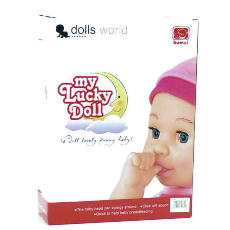 "14"" DOLL WITH SOUND"