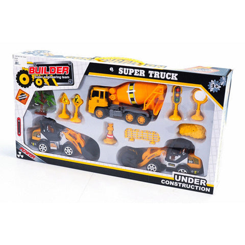 CONSTRUCTION TRUCK SET