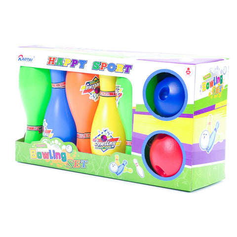 "8"" BOWLING SET  12pc"