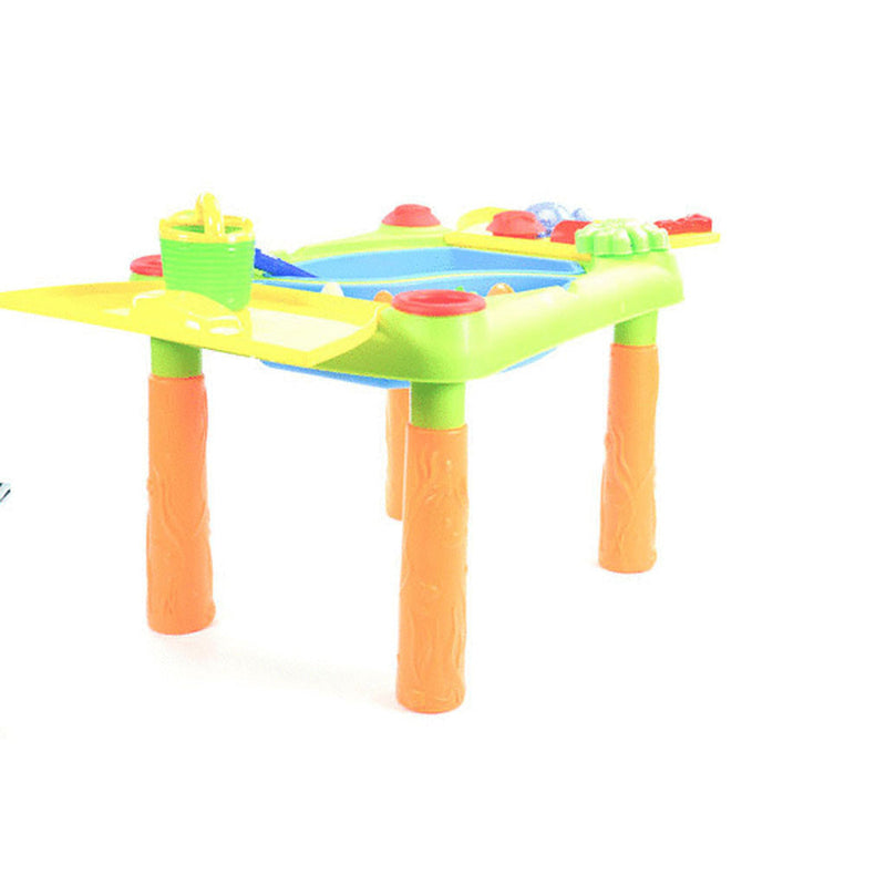 BEACH SAND AND WATER PLAY TABLE