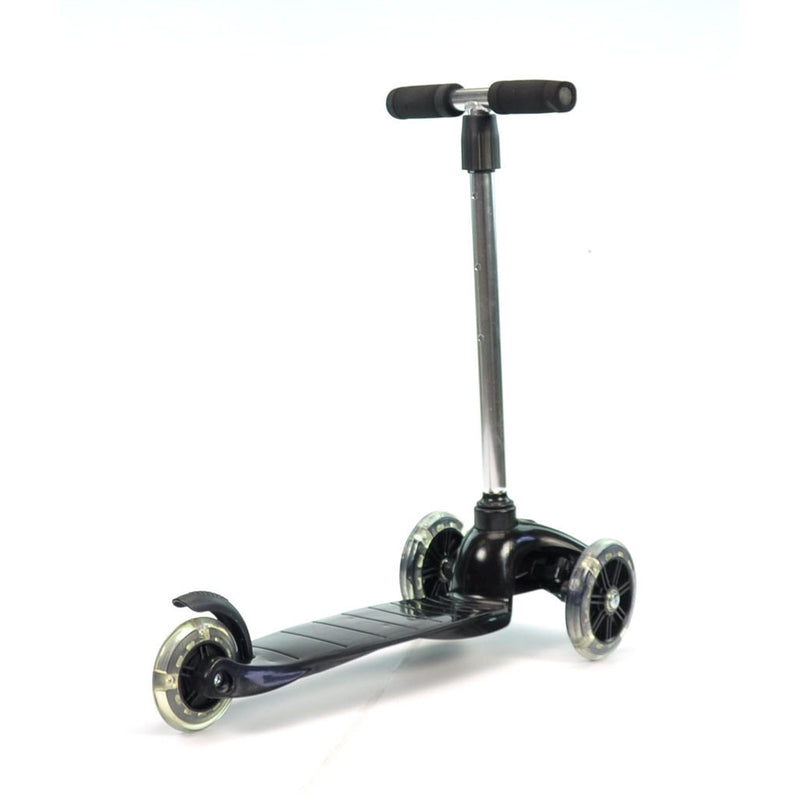 KIDS ADJUSTABLE SCOOTER BLK