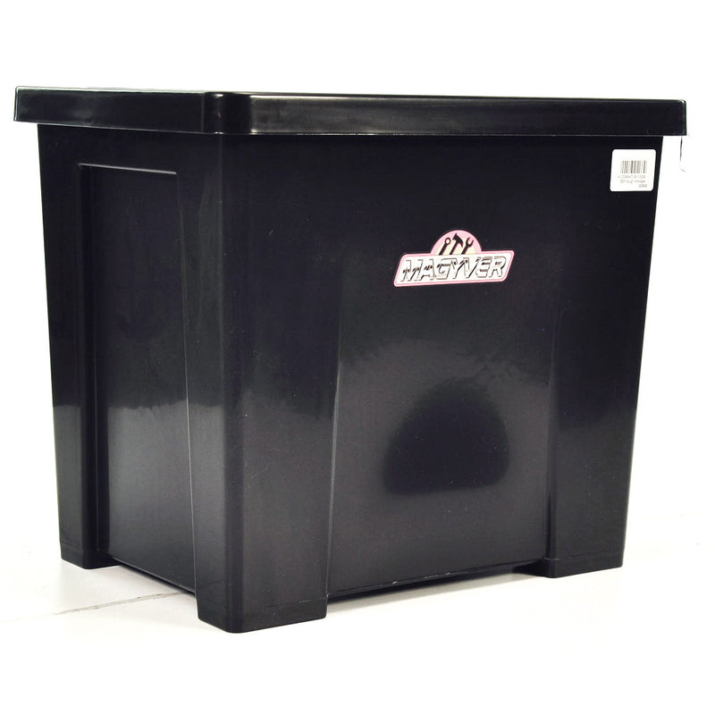 25lt TOUGH STORAGE BLK