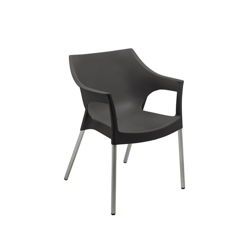 CHELSEA CHAIR BLK