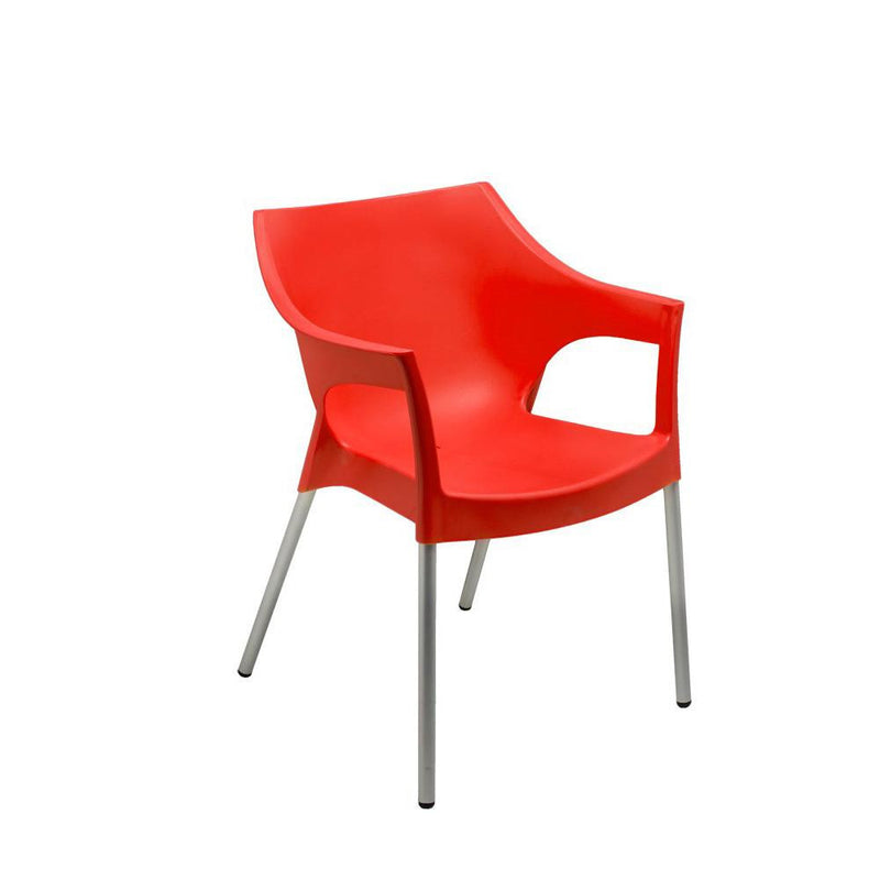 CHELSEA CHAIR RED