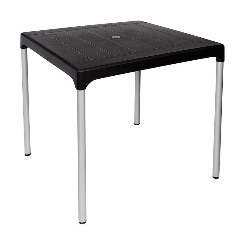 CHELSEA TABLE BLK