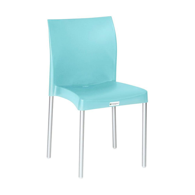 APOLLO CHAIR TURQUOISE