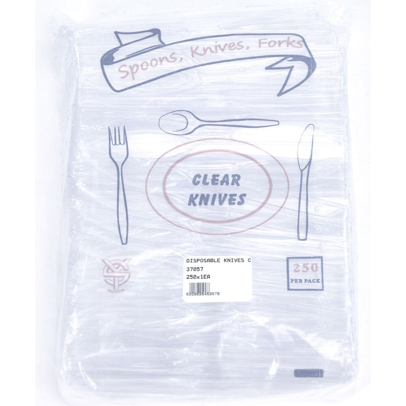 DISPOSABLE KNIVES CL