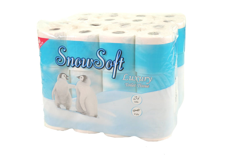 Snow Soft 2Ply 350Sheets