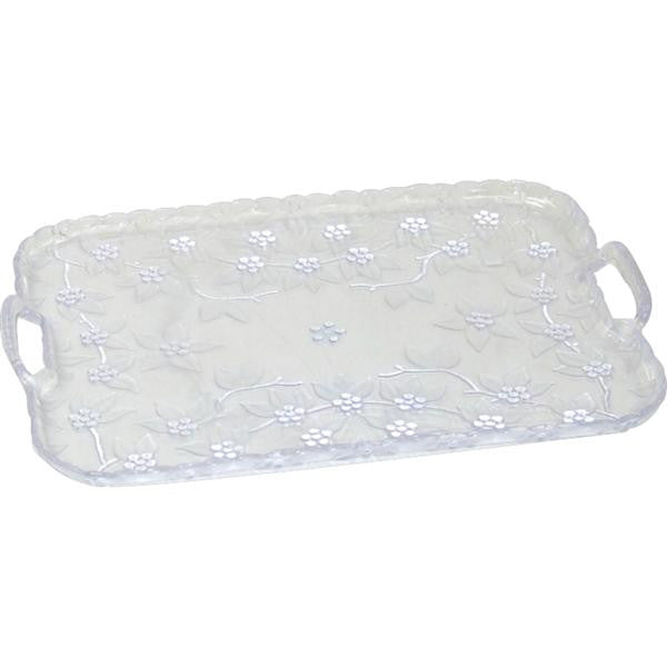LRG CRYSTAL TRAY