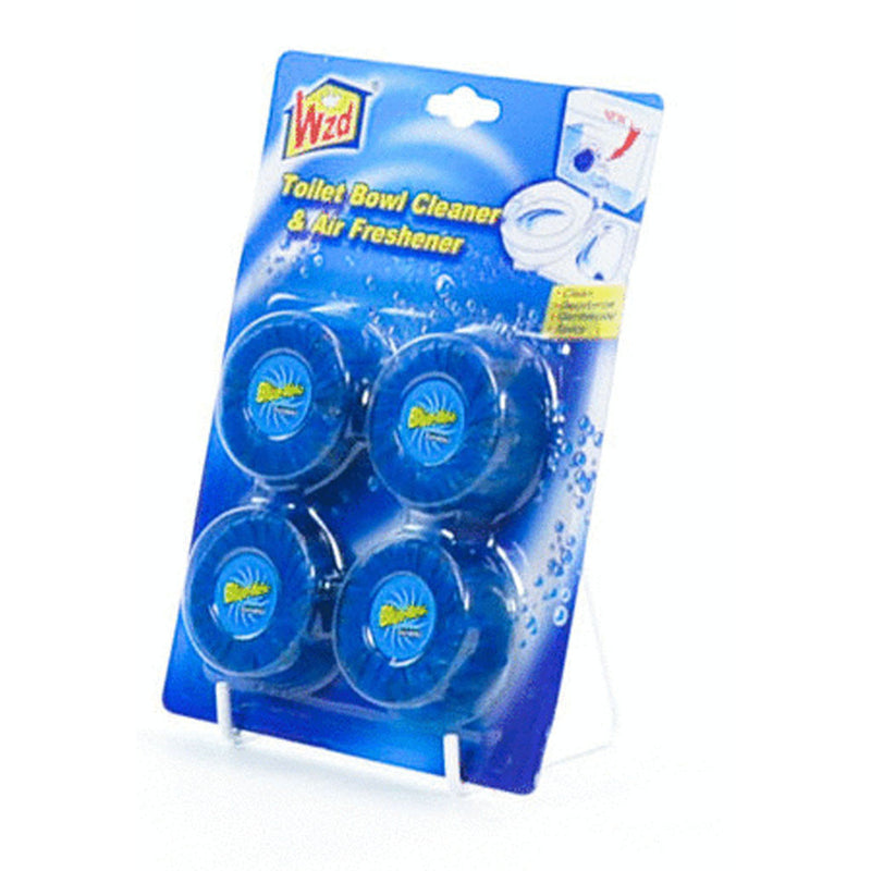 TOILET BOWL CLEANER 4pc BL