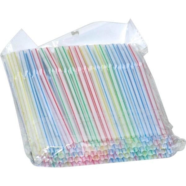 6mm THICK CANDY STRAW