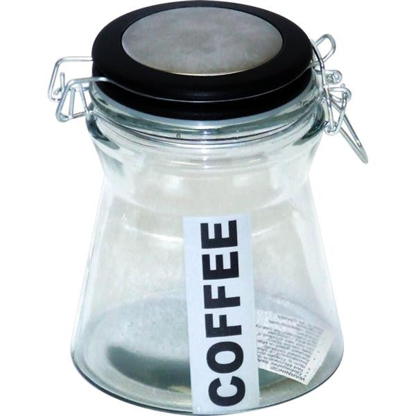 CANNISTER GLASS COFFEE