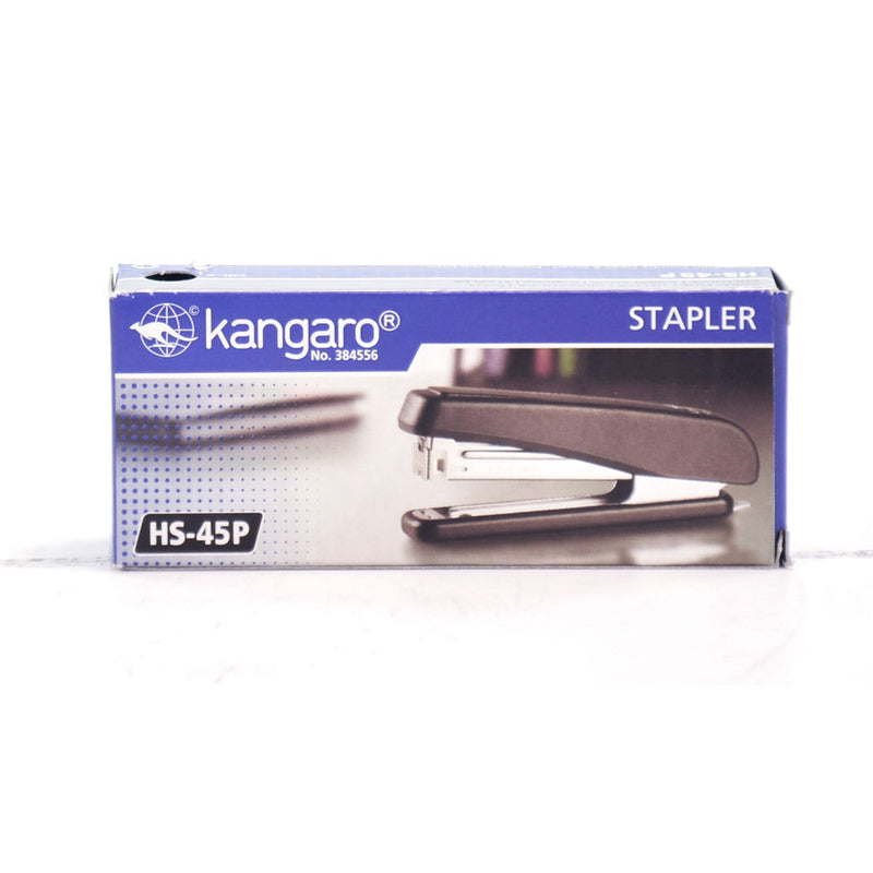 HALF STRIP PLASTIC STAPLER HS45P 30pg 26/6 STAPLE