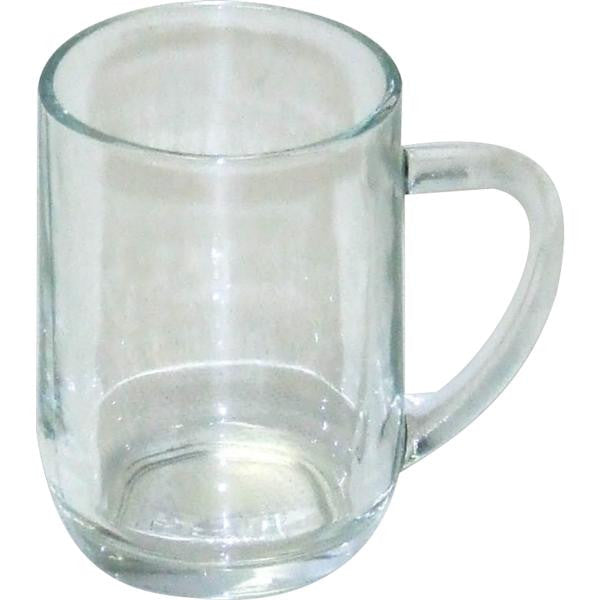 500ml MUG BEER EUROPA PLAIN GLASS