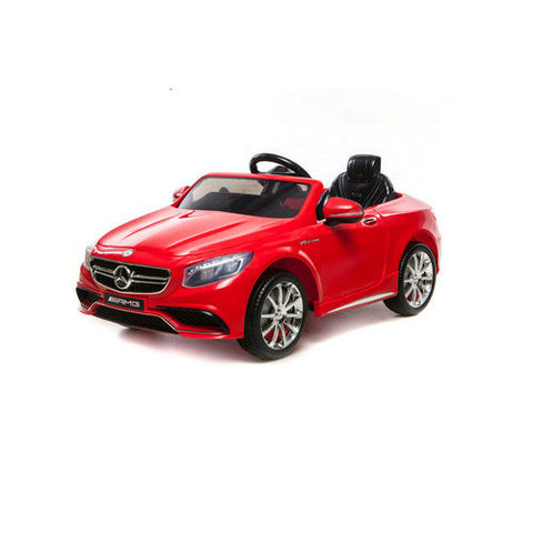 Ride on Car Mercedies Red