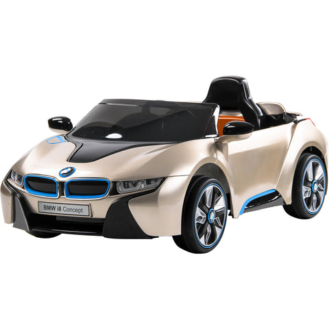 Ride on Car BMW I8 Champagne