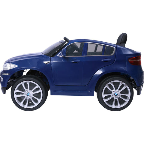 Ride on Car BMW X6 Blue