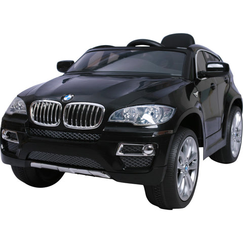 Ride on Car BMW X6 Black