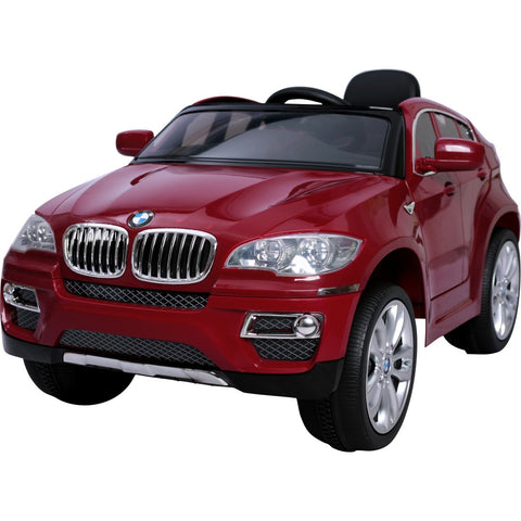 Ride on Car BMW X6 Red