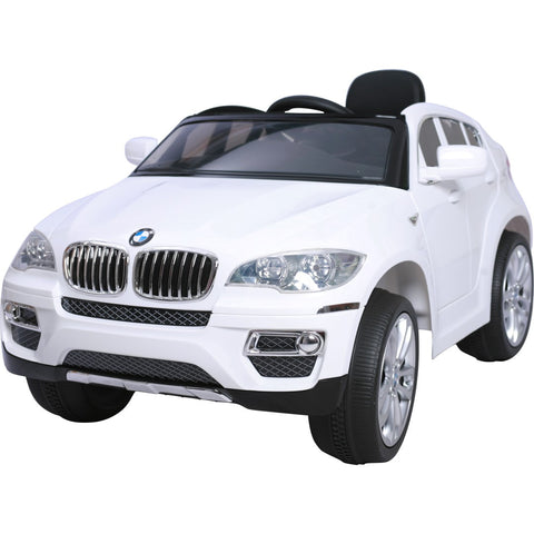 Ride on Car BMW X6 White