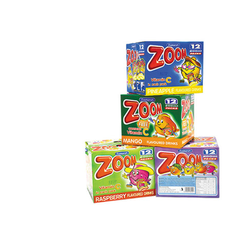 ZOOM JUICE 12pc