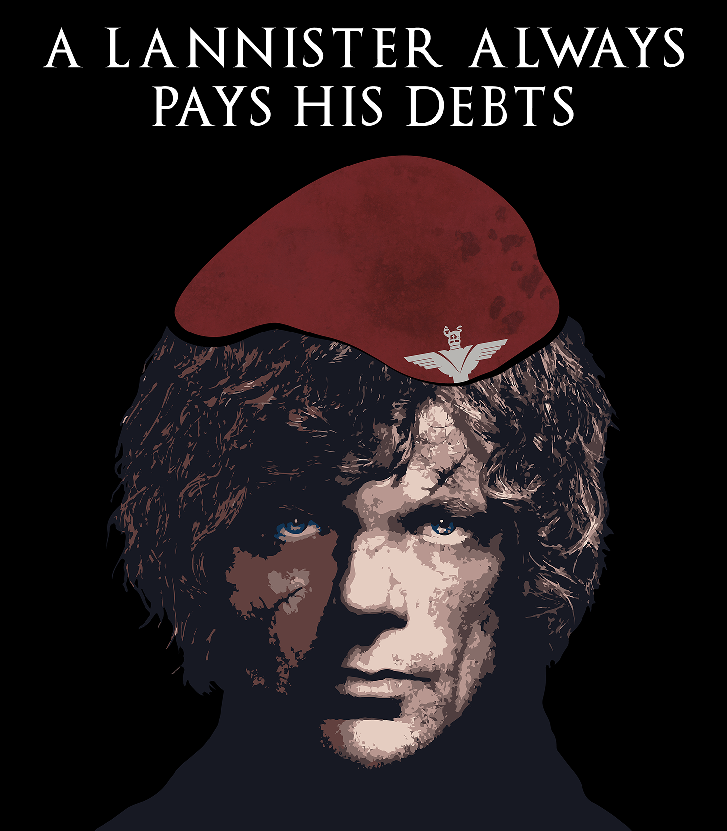 Game of Thrones - Para Reg Tyrion