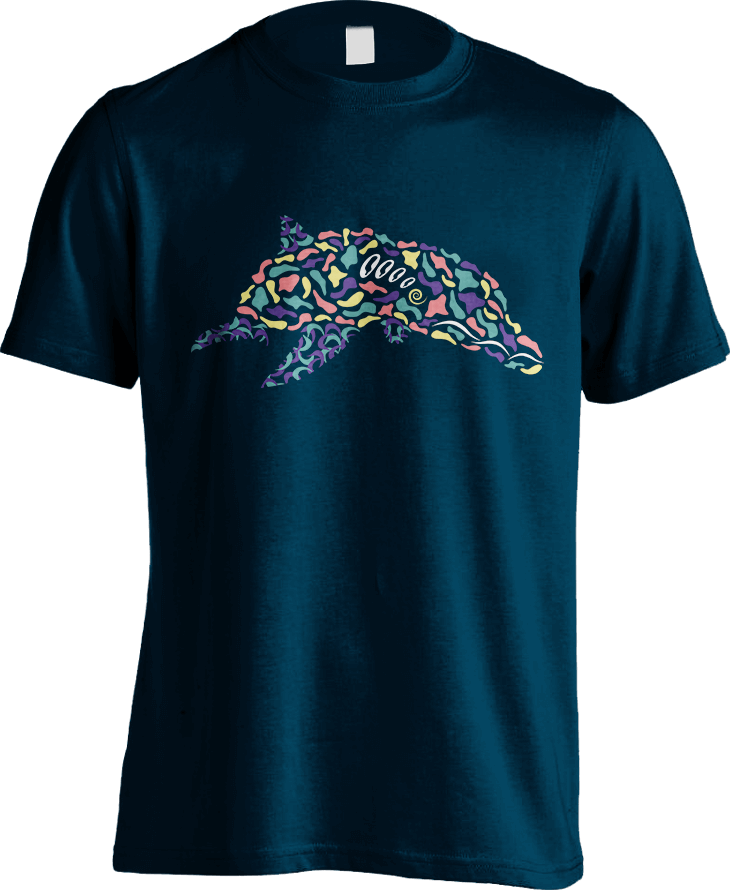 Abstract Dolphin [Men's] Thumbnail